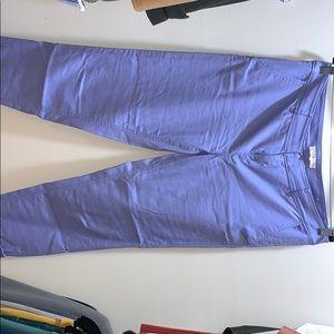 Loft chino pants size 8